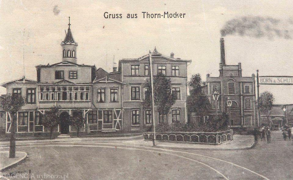Zakłady Maszyn i Kotłów, Odlewnia Żelaza i Stali Born und Schutze, ok. 1910 (poźniejszy Bumar)