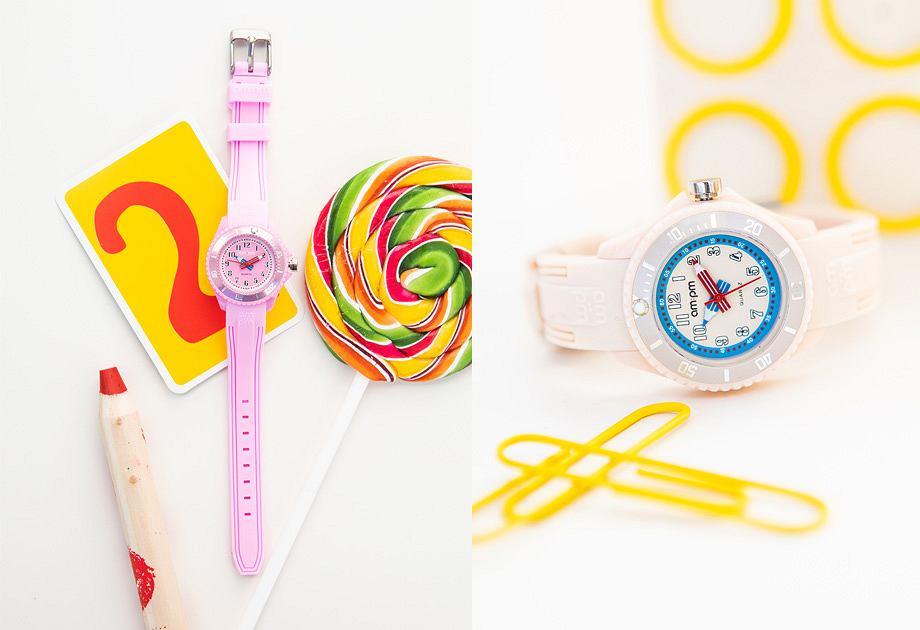 Zegarki do szkoły dla dziewczynki