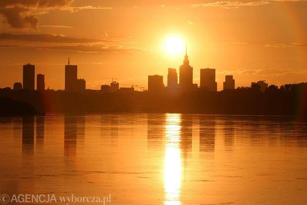 Wieżowce Warszawa