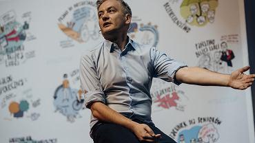 Robert Biedroń skomentował aferę pedofilską w Słupsku
