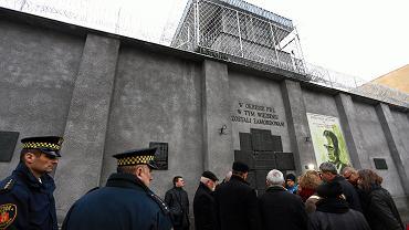 6Zlozenie wiencow pod aresztem sledczym na Rakowieckiej