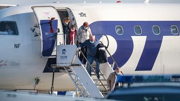 Loty w czasie pandemii. Jakie restrykcje będą obowiązywały w czasie podróży samolotem?