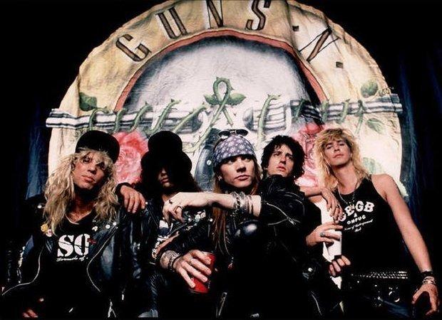 Powrót Guns N' Roses!