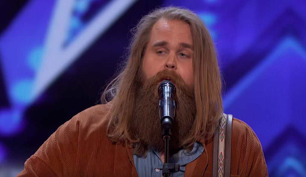 WOW! Chris Kläfford's Cover Of 'Imagine' Might Make You Cry - America's Got Talent 2019