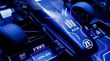 AGH Racing Team - Bolid AGH RTE 2.0 LEM
