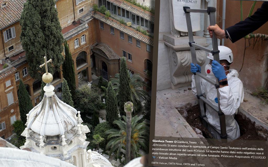 Poszukiwania szczątków Emanueli Orlandi