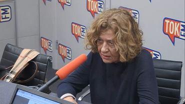 Ewa Junczyk-Ziomecka w Poranku Radia TOK FM