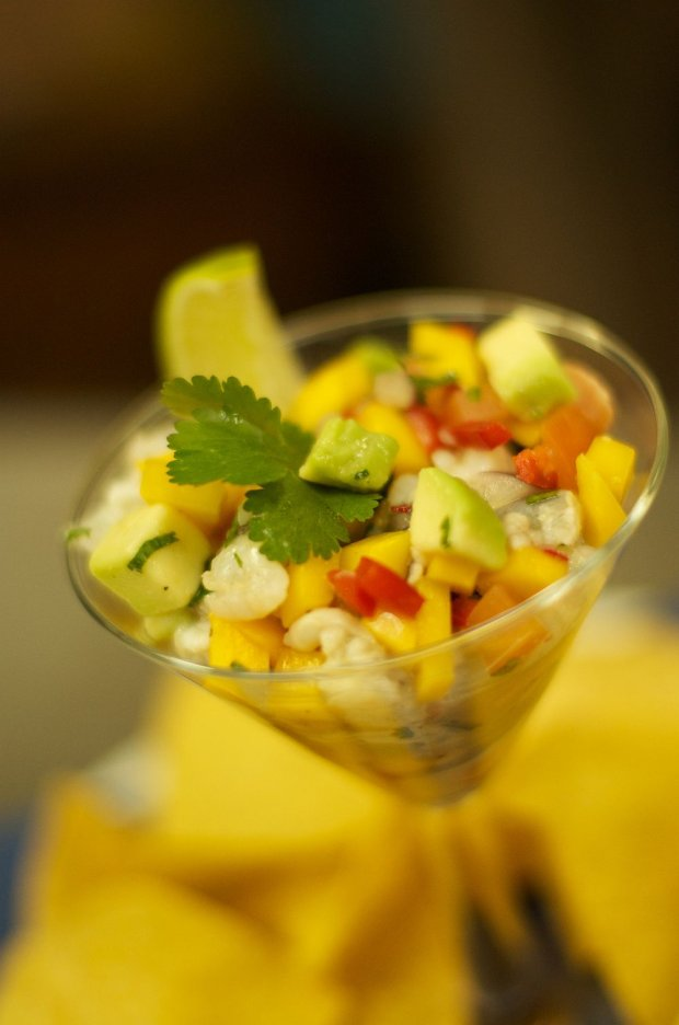 Najważniejszy jest smak. Patrick Hanna nowy szef kuchni w Blue Cactus
