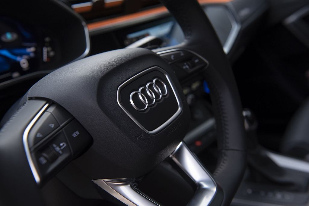 Nowe Audi Q3 2018