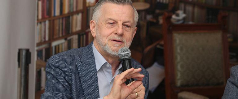 Grupa profesorów pisze do Dudy ws. Andrzeja Zybertowicza