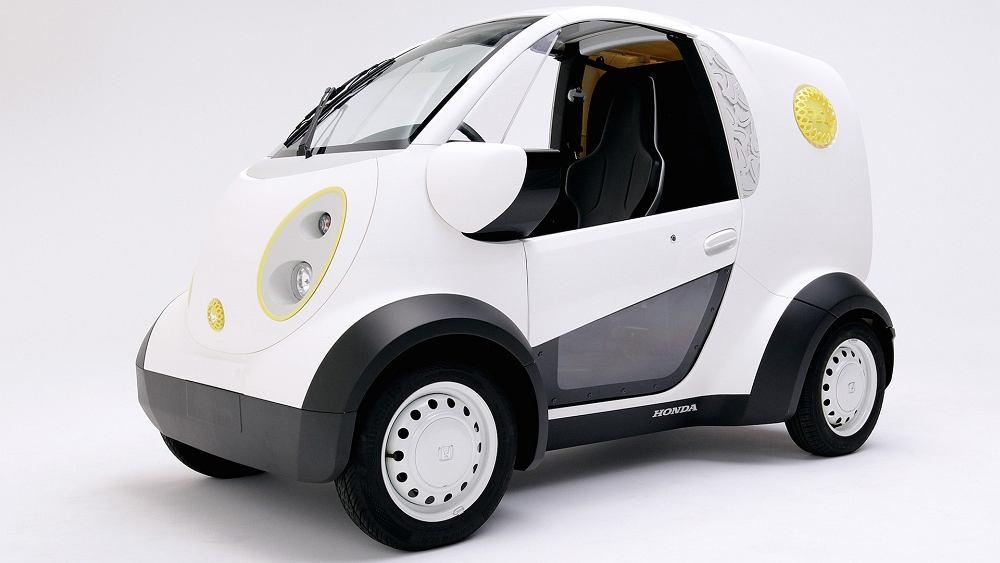Honda z drukarki 3D