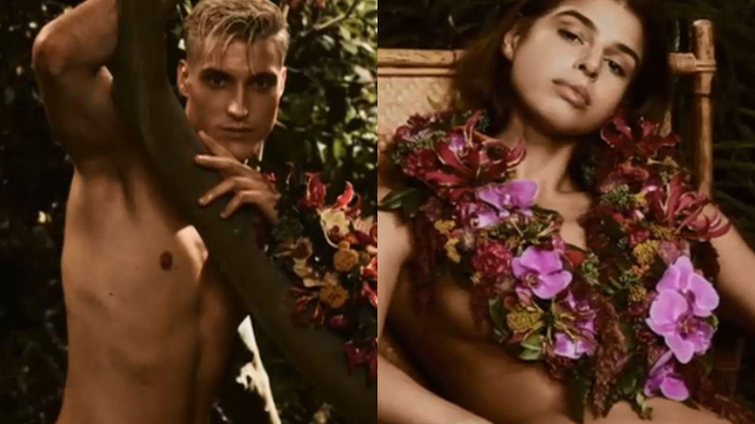 naturalne nagie modele gej przejebane przez Duży Dick