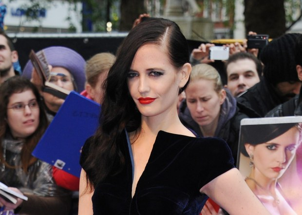 Eva Green  'Dark Shadow' european premiere, The Empire cinema, Leicester Square, London 9th May 2012  CAP/WIZ  ? Wizard/Capital Pictures