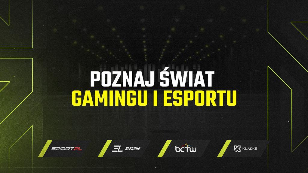 Poznaj świat gamingu i esportu