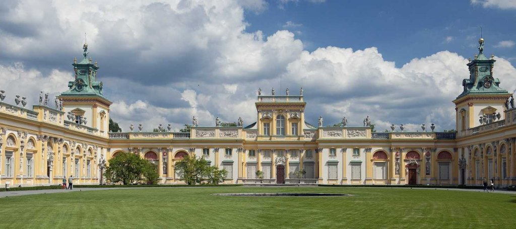 Pałac Króla Jana III w Wilanowie / Fot. Wojciech Holnicki