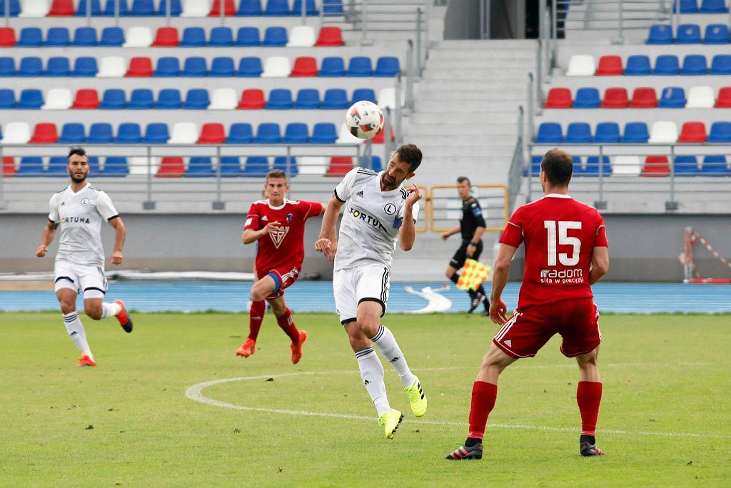 Broń Radom - Legia II Warszawa 0:2