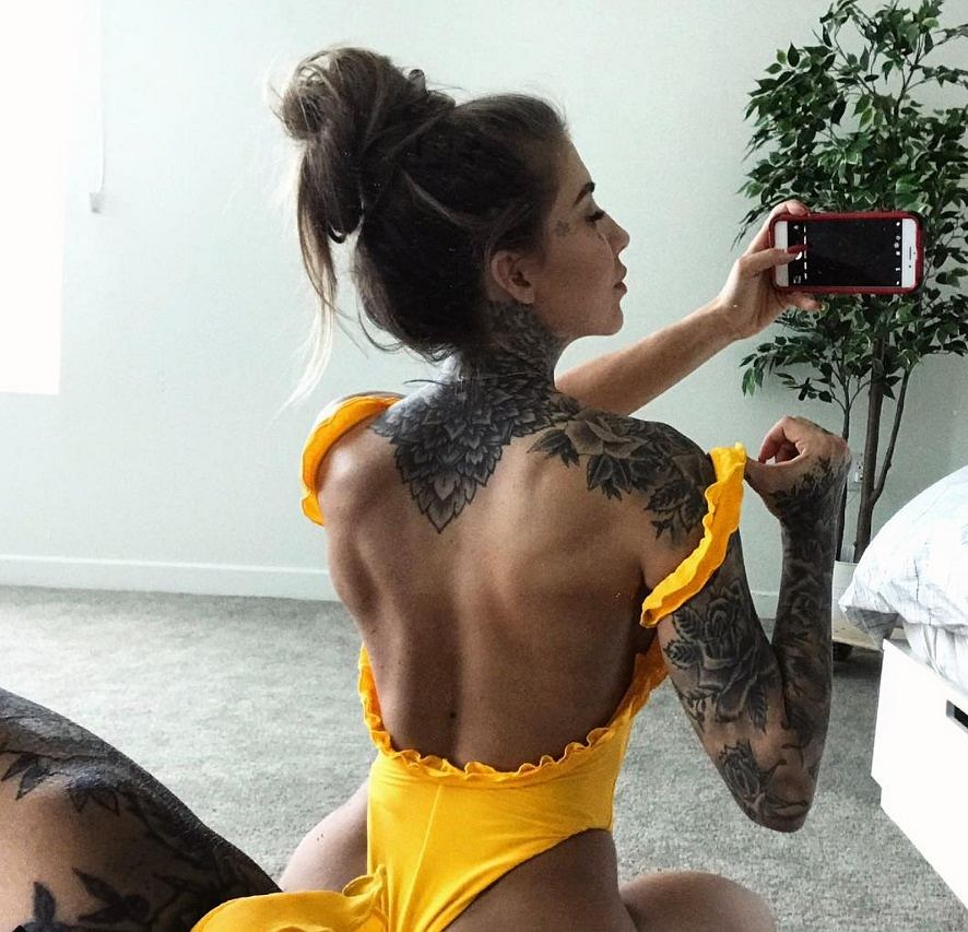 Tatuaże Deynn