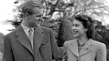 Był znany jako podrywacz i lew salonowy, ale mało kto wie, że książę Filip podczas zaręczyn miał 6 funtów na koncie (zdjęcie ilustracyjne)
