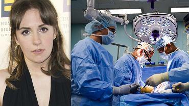 Lena Dunham usunęła macicę