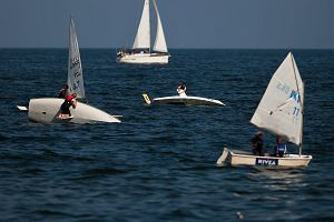 Volvo Gdynia Sailing Days 2014. Dobry początek mistrzostw Europy dla polskich żeglarzy
