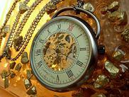 Zegarek z kolekcji Drobiny Czasu. Cena: 186 zł, moda męska, zegarki, styl, kolekcje, Zegarki retro na każdą kieszeń