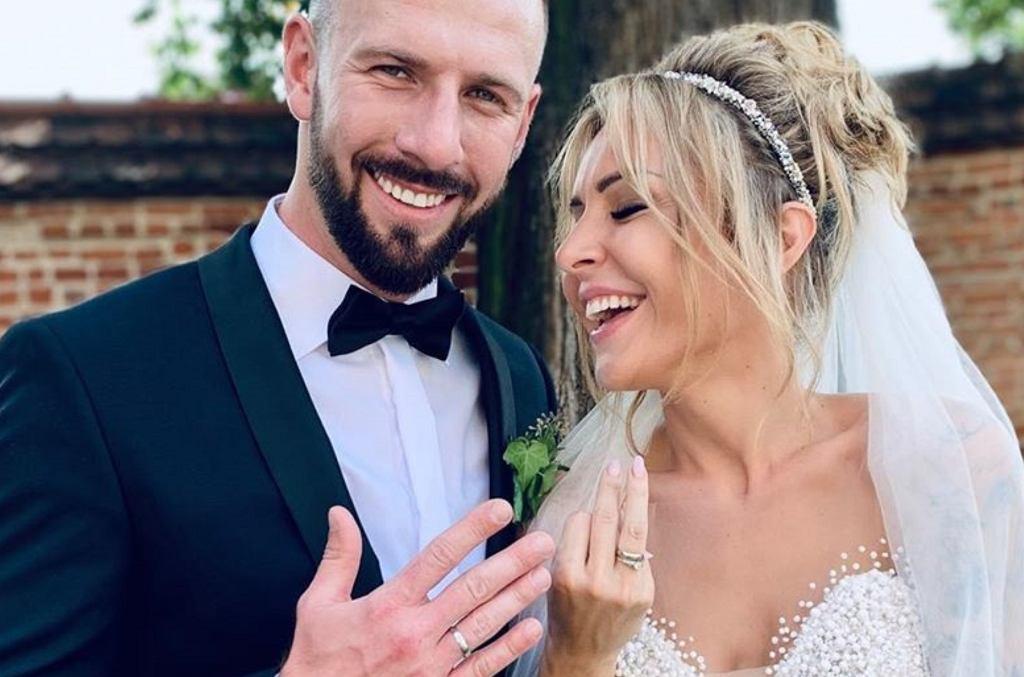 Blanka Lipińska wzięła ślub