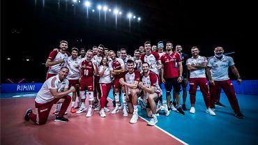 Liga Narodów: Polska, siatkówka