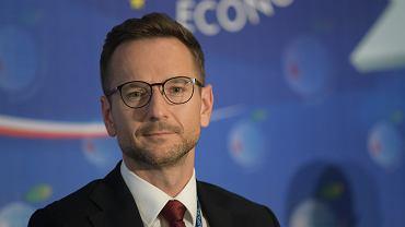 Waldemar Boda, Wiceminister Finansów i Polityki Regionalnej