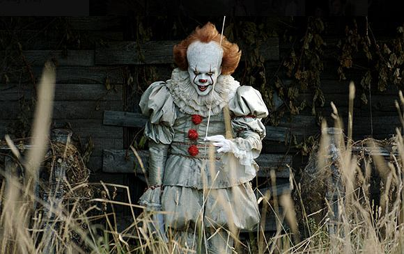 Pennywise - clown z filmu 'To'