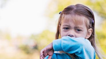 Kaszel alergiczny - czasem ciężko stwierdzić, czy to właśnie z nim mamy do czynienia