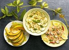 Carpaccio z melona - ugotuj