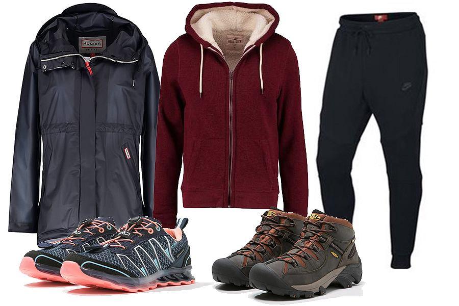 Jakie ubrania spakować w góry latem?
