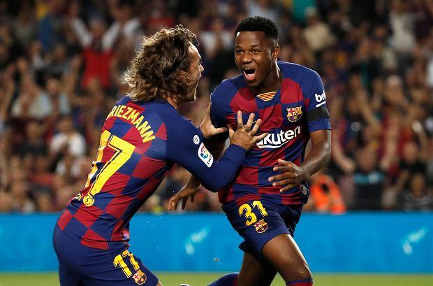 Barcelona wystawi rezerwy na Ligę Mistrzów? Stracić może na tym Borussia Dortmund