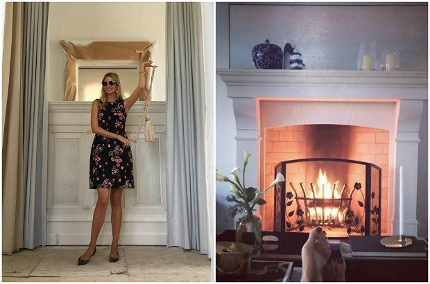 Zdjęcie numer 10 w galerii - Aleksandra Kwaśniewska pochwaliła się pięknym salonem, a jak mieszkają inne córki polityków? JEJ dom to prawdziwy pałac