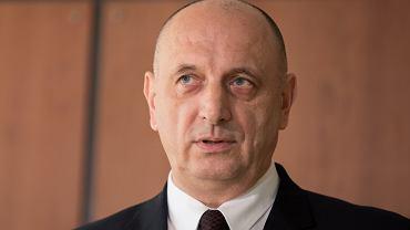 Główny Inspektor Sanitarny Krzysztof Saczka