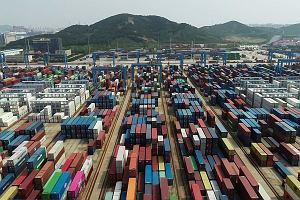 Eksport Chin rośnie jak na drożdżach