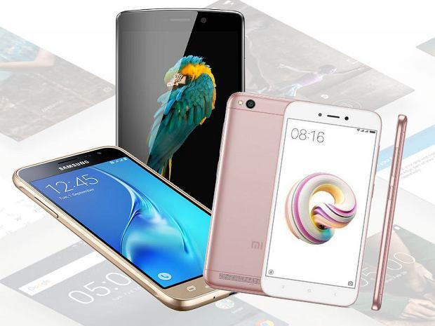 Smartfony do 500 zł