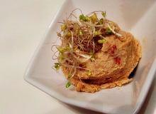 Hummus z suszonymi pomidorami - ugotuj