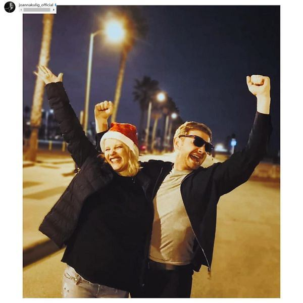 Joanna Kulig i Rafał Zawierucha razem w Los Angeles