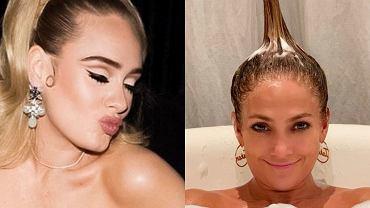 Adele, Jennifer Lopez