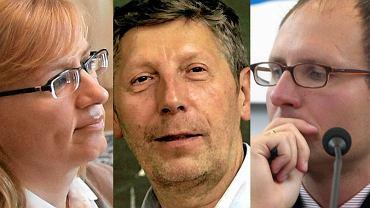 Agata Nowakowska, Robert Sobiech, Paweł Lisicki