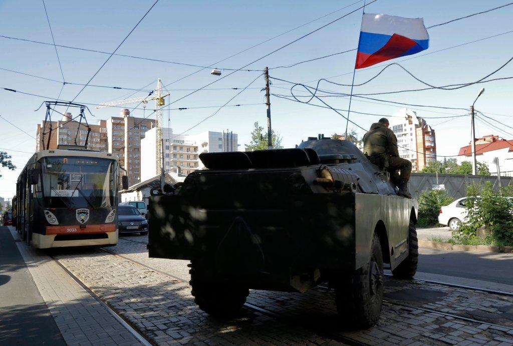 Sytuacja w obwodzie donieckim wciąż jest napięta