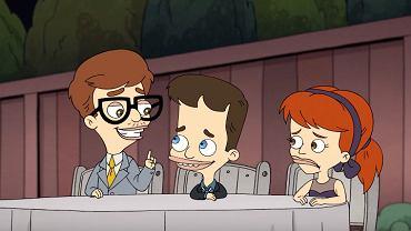 kadr z serialu 'Big Mouth'