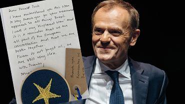 Donald Tusk otrzymał list i gwiazdkę w sprawie Brexitu.