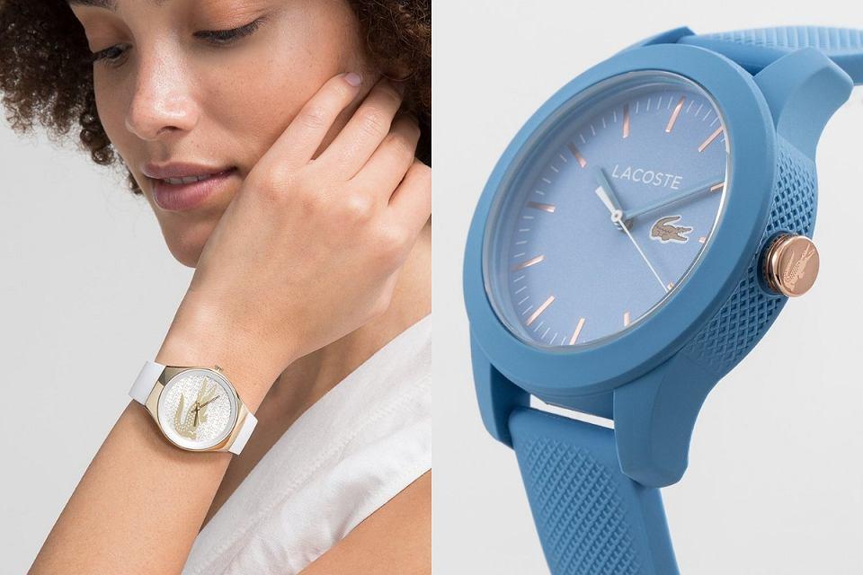 Wyprzedaż zegarków Lacoste