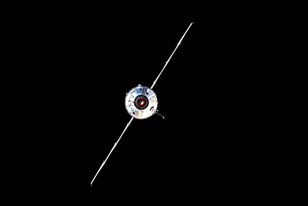 Rosyjski moduł Nauka w drodze na Międzynarodową Stację Kosmiczną