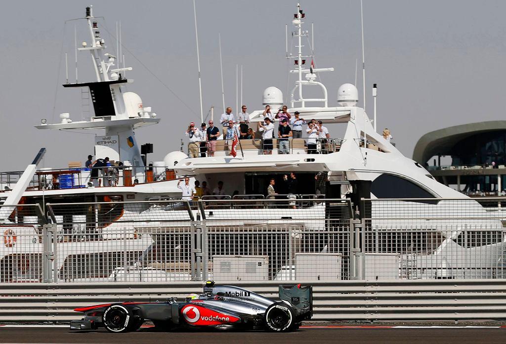 Grand Prix F1 Abu Zabi 2013