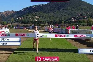 Sofia Ennaoui wygrywa Mistrzostwa Europy w Chia. Genialny czas i  piękny finisz [WIDEO]