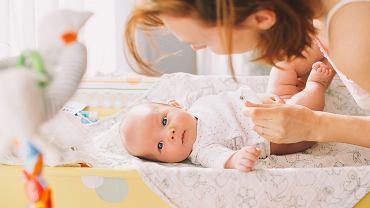 Przewijak dla dziecka i jego zastosowanie