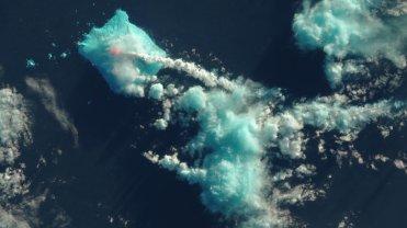 Erupcja wulkanu Sourabaya